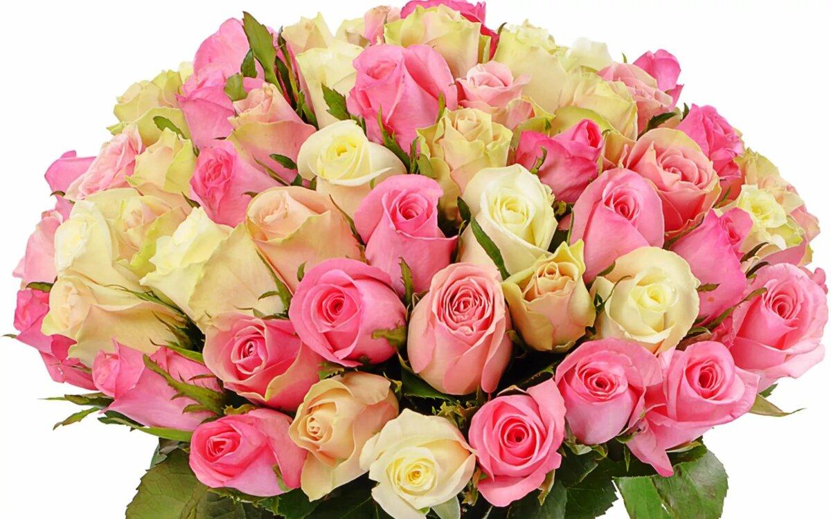 Открытки с цветами скачать