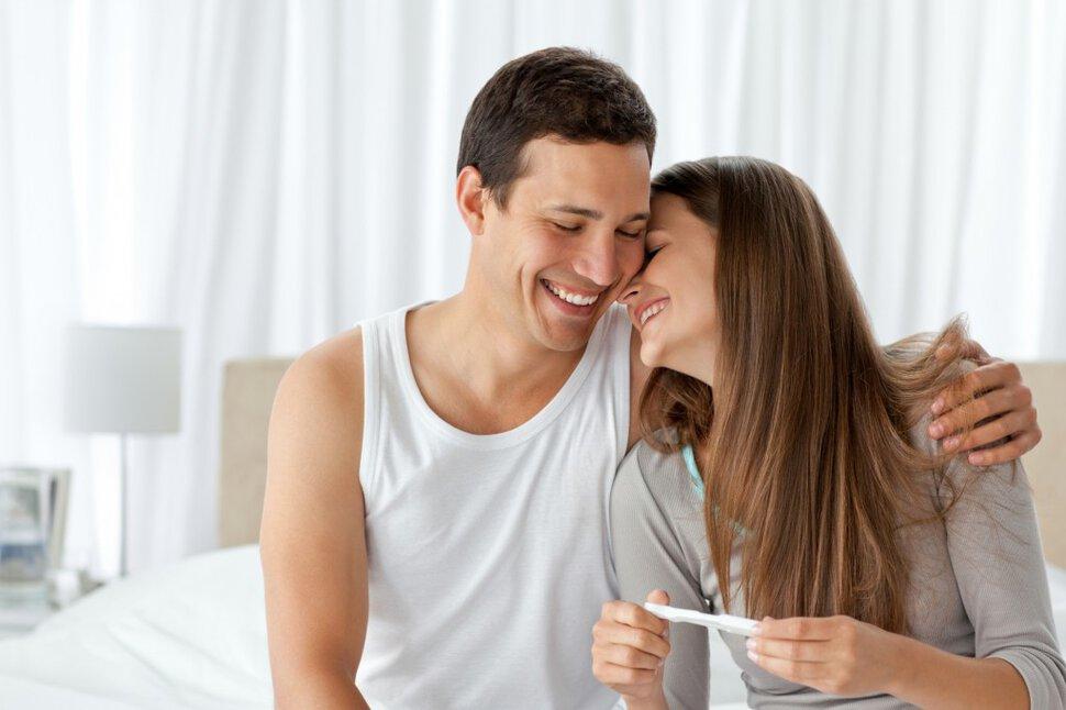 Женщина узнала что беременна 30