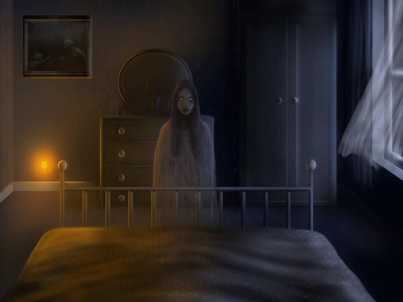 Засыпая вижу разные картинки 3