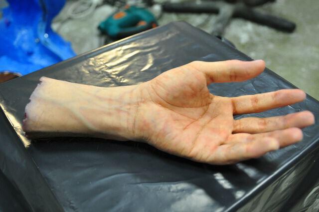 Сонник рука отрубленная своя 84