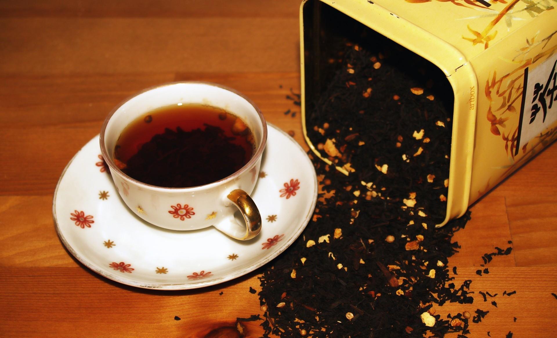 Гадать с чаи