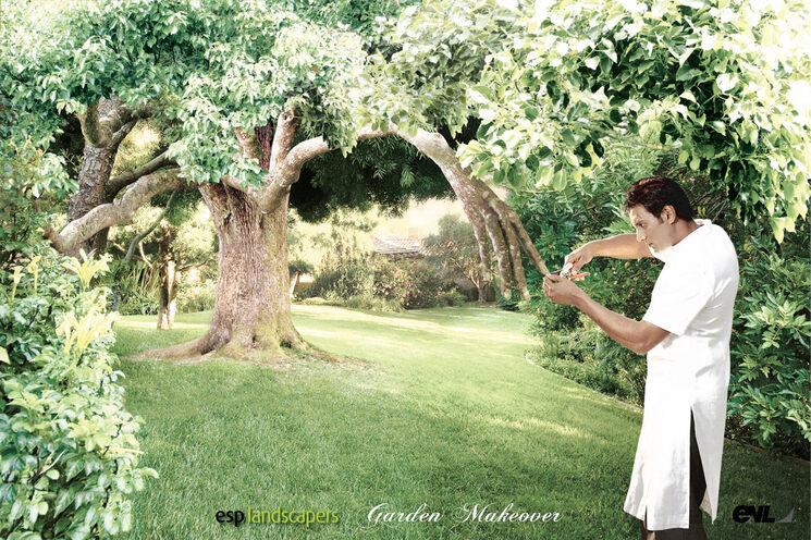 Садовник - прикольные фото, анекдоты и видео
