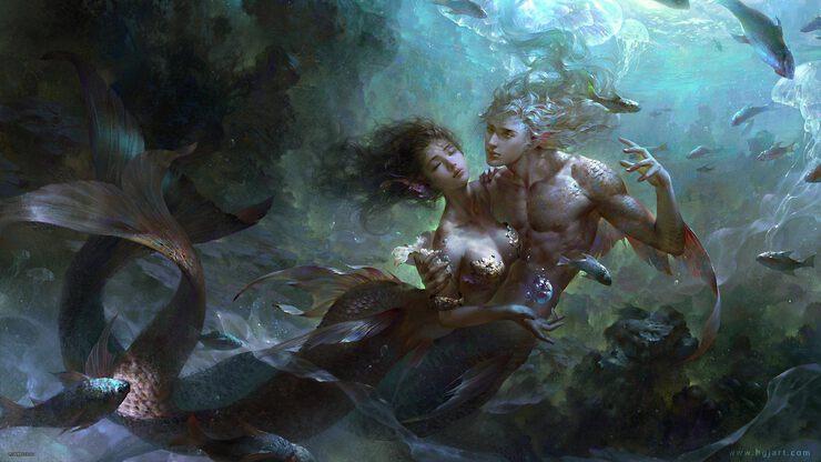 Женщина Рыба Мужчина Рыба Секс