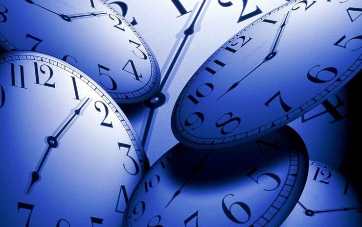 Как мозг воспринимает время