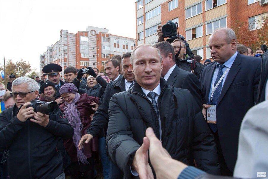К чему снится Путин (президент, разговаривать, видеть во ...