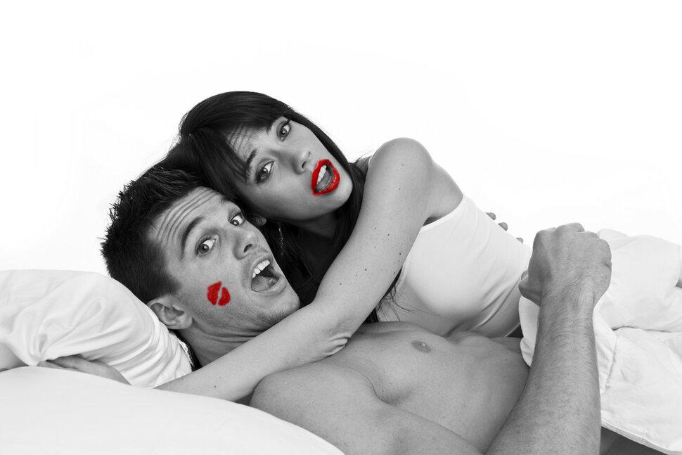 секс жен с другими мужчинами - 11