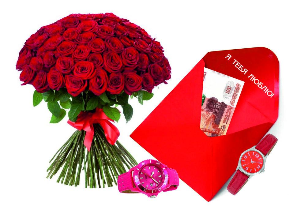 Цветов парковой, во сне мужчина подарил букет красных роз