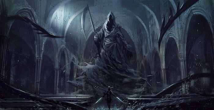 Сон За мной пришла Смерть персонаж. Толкование сна За мной пришла ...