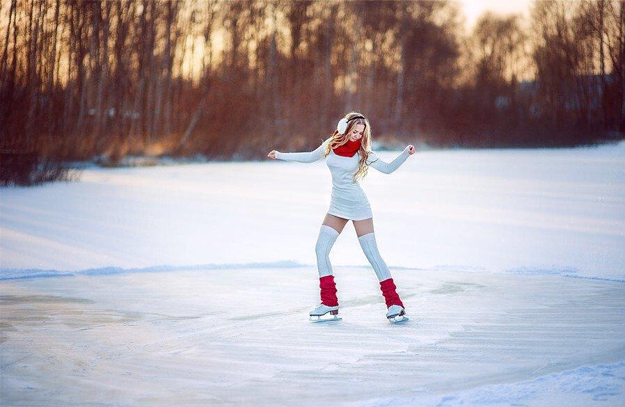 Картинки на коньках, картинки