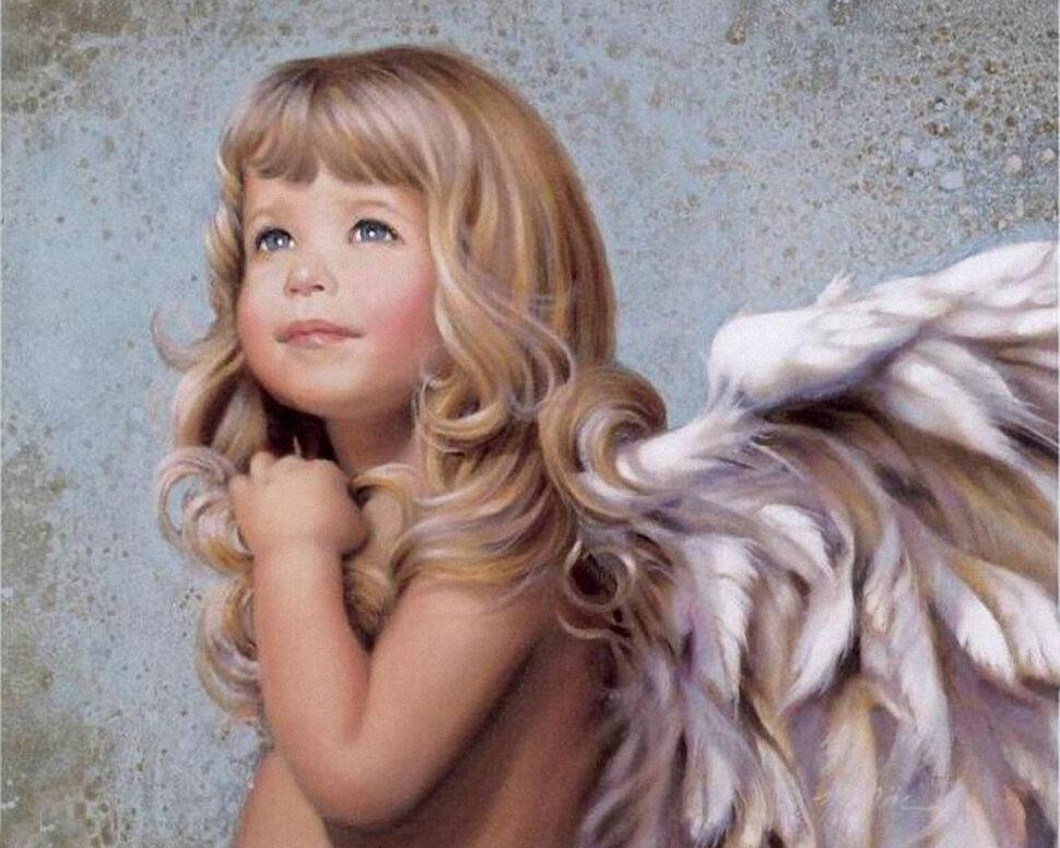 Ангелы картинки, открытки для форумов