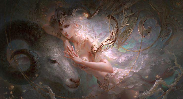Женщина, рожденная в созвездии козерога, привлекательна, свежа и изыскана.