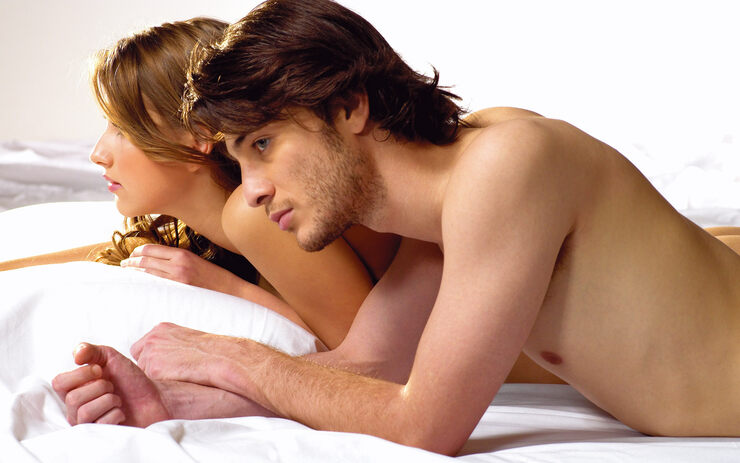 Анальный секс мужа и жены видео фраза