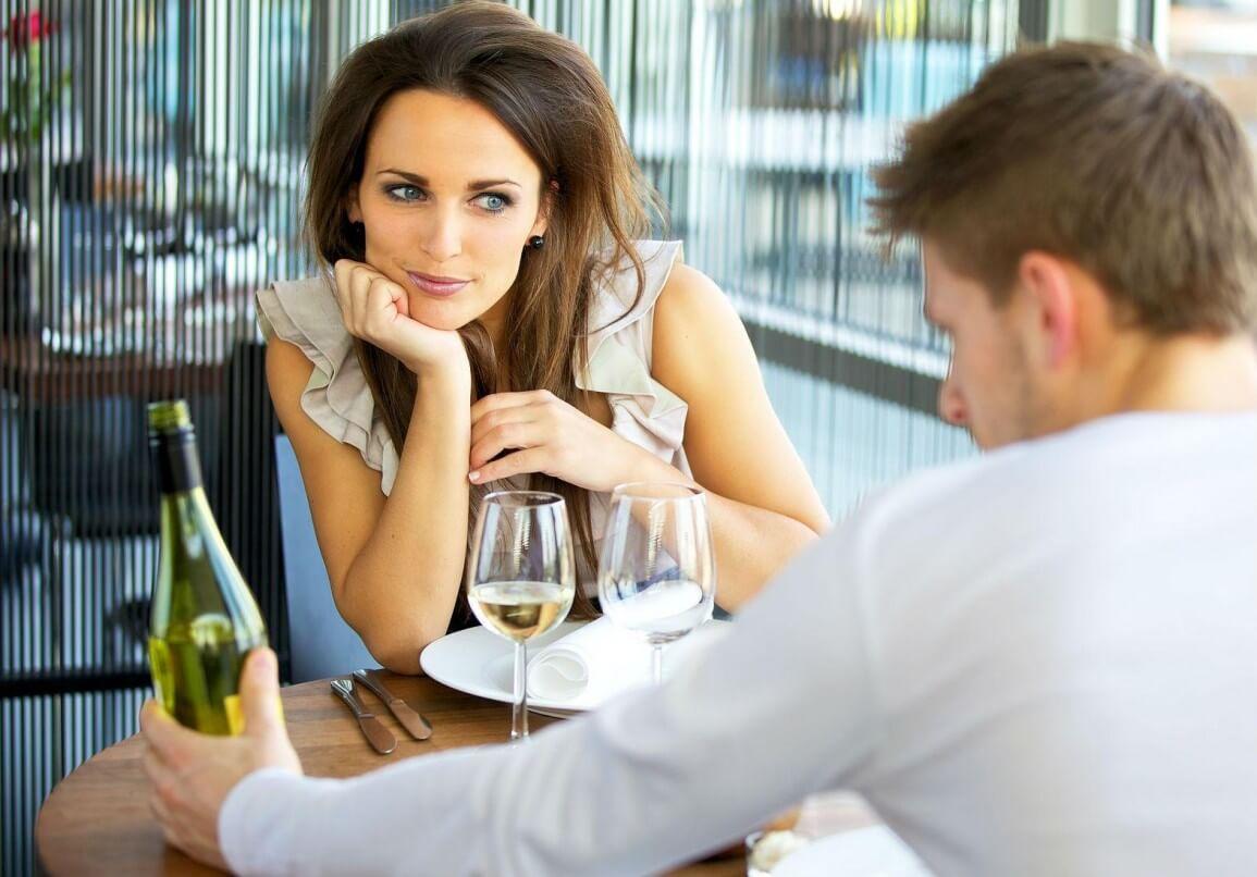 Мужчина на не с приглашает знакомств если свидание сайта