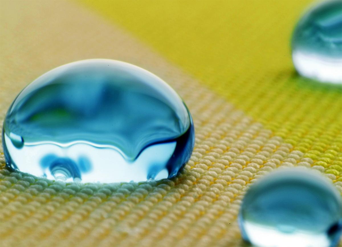 гидрофобный материал это
