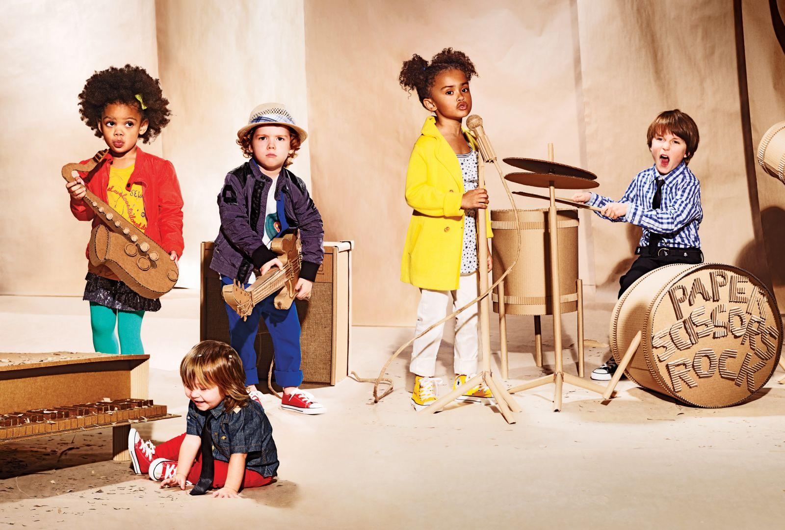 child childrens music school - HD1600×1080