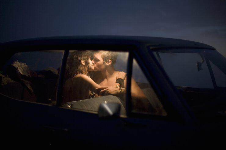 Места для занятия сексом в машине