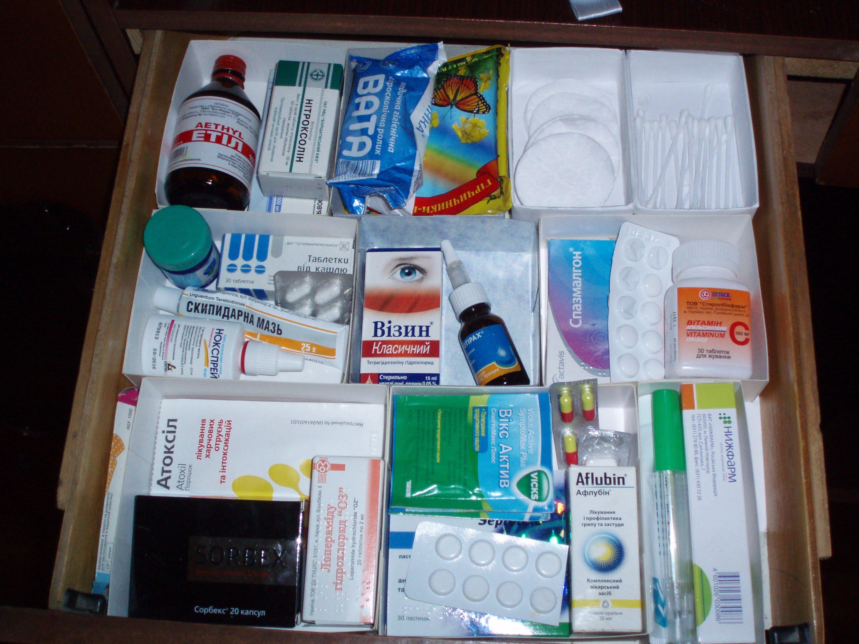 Домашняя аптека от похудения