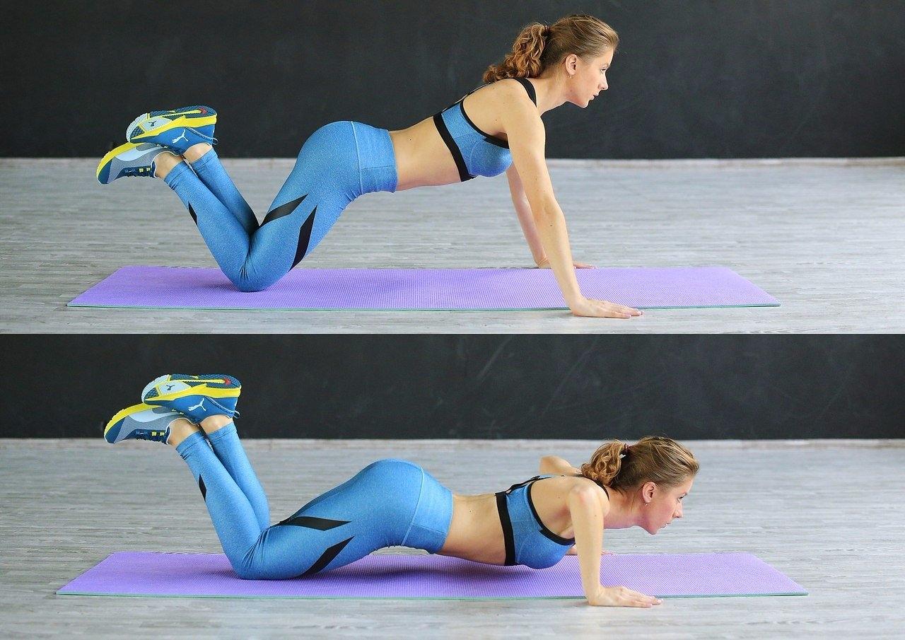 Интенсивная Тренировка Для Похудения А. Высокоинтенсивная жиросжигающая тренировка: 8 упражнений по 30 секунд