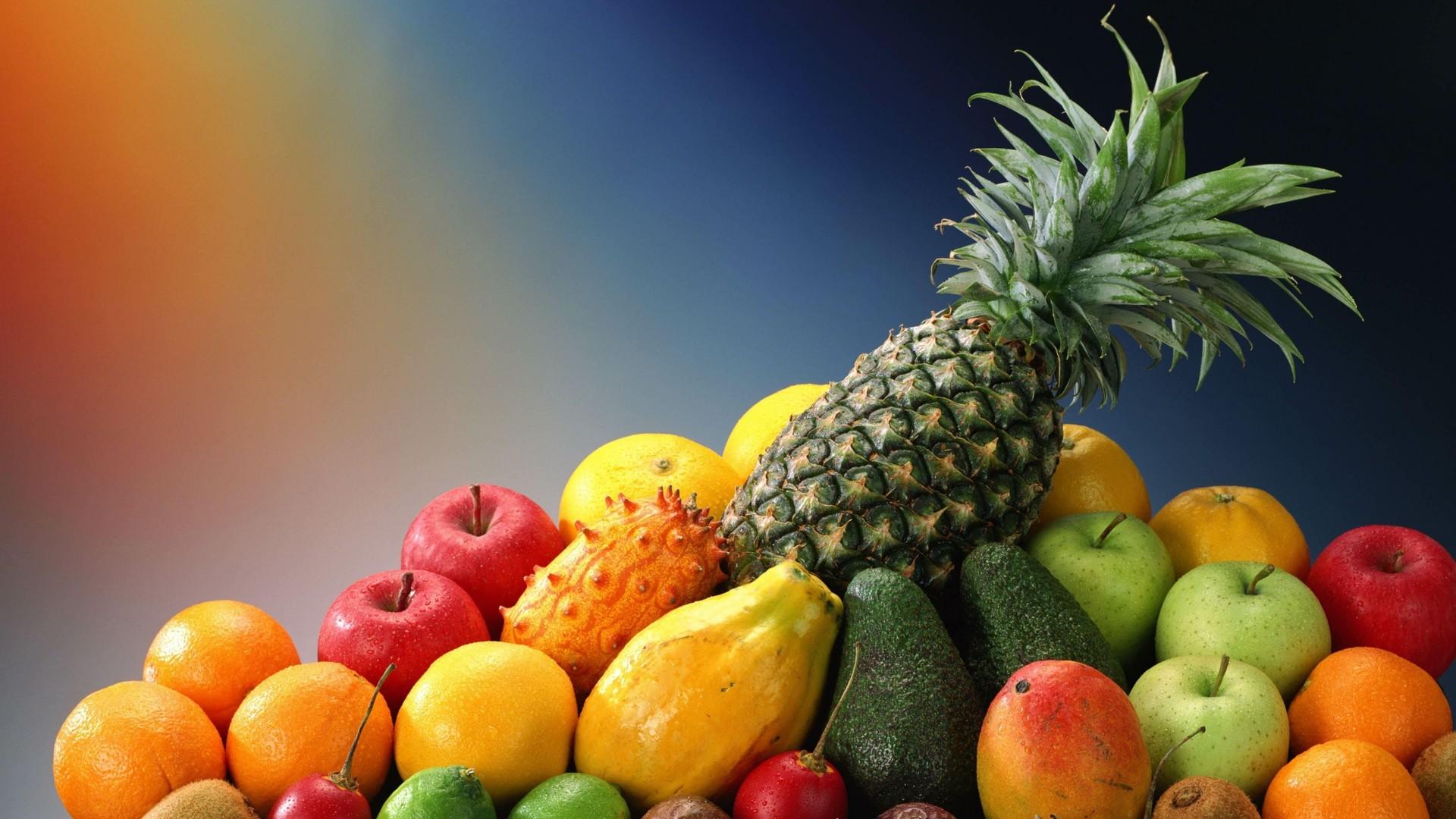 картинка на рабочий стол экзотические фрукты