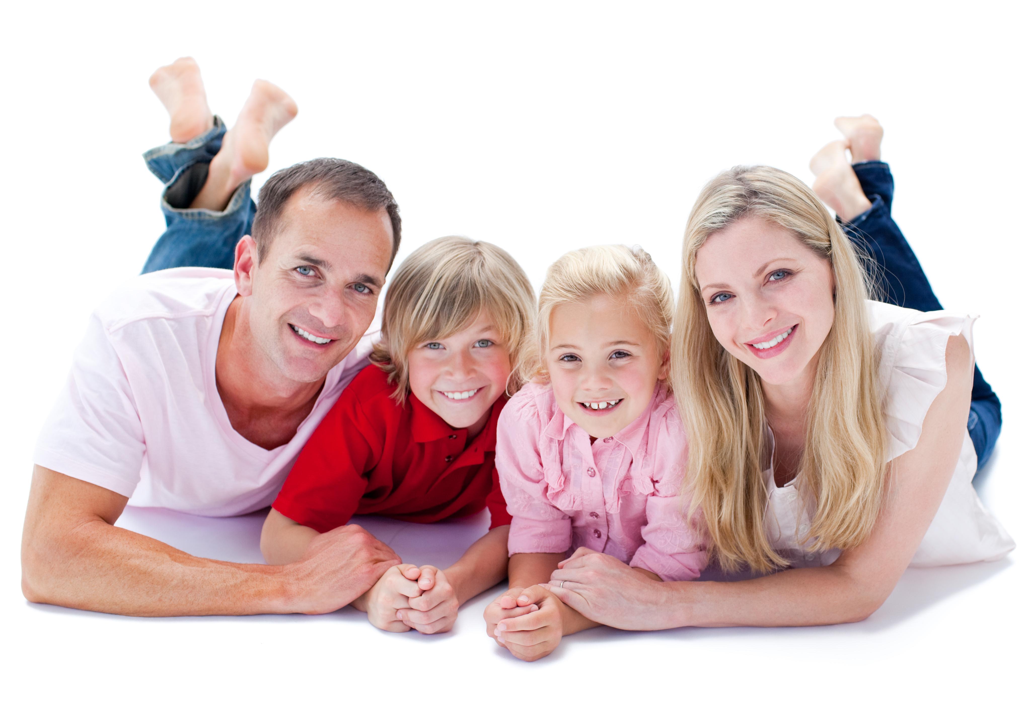 Счастливая семья картинки красивые без фона