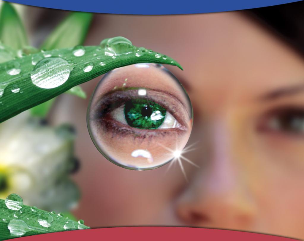 Як очні лінзи допомогають зберегти здоров'я