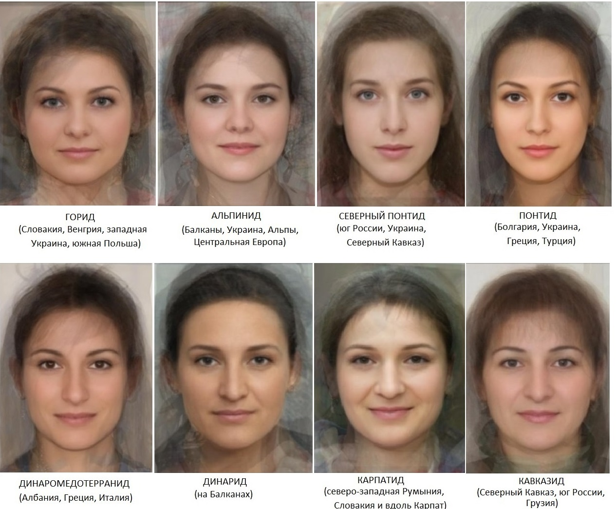как узнать свою национальность по внешности фото эта задача кажется