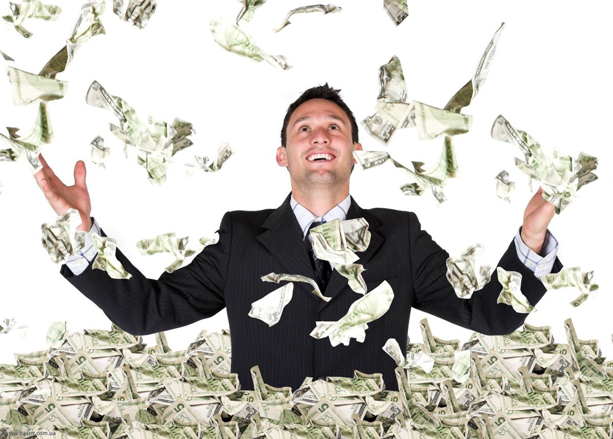картинки про человека с деньгами прогуливаясь