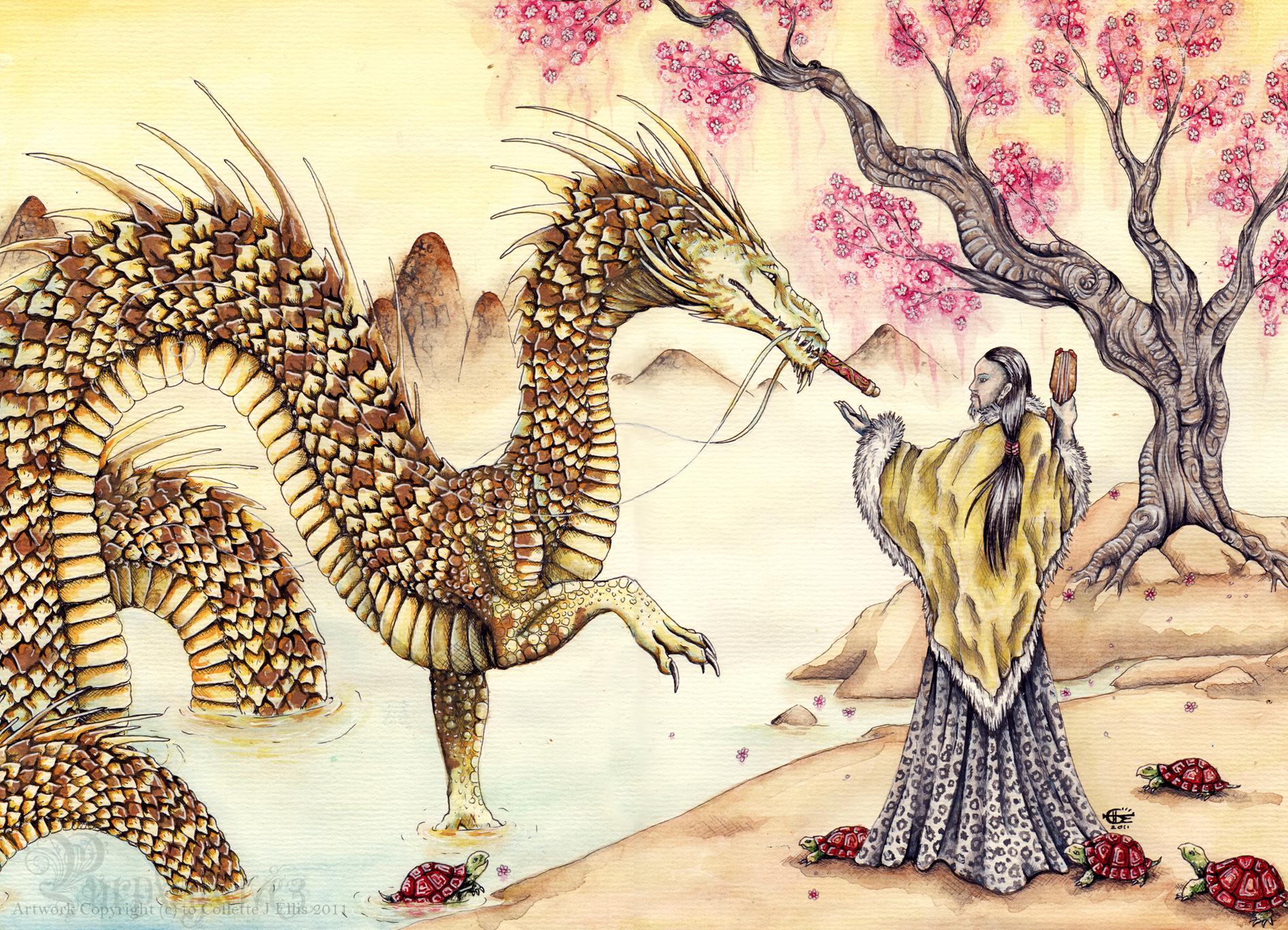 легенда золотого дракона в картинках колисниченко отметили