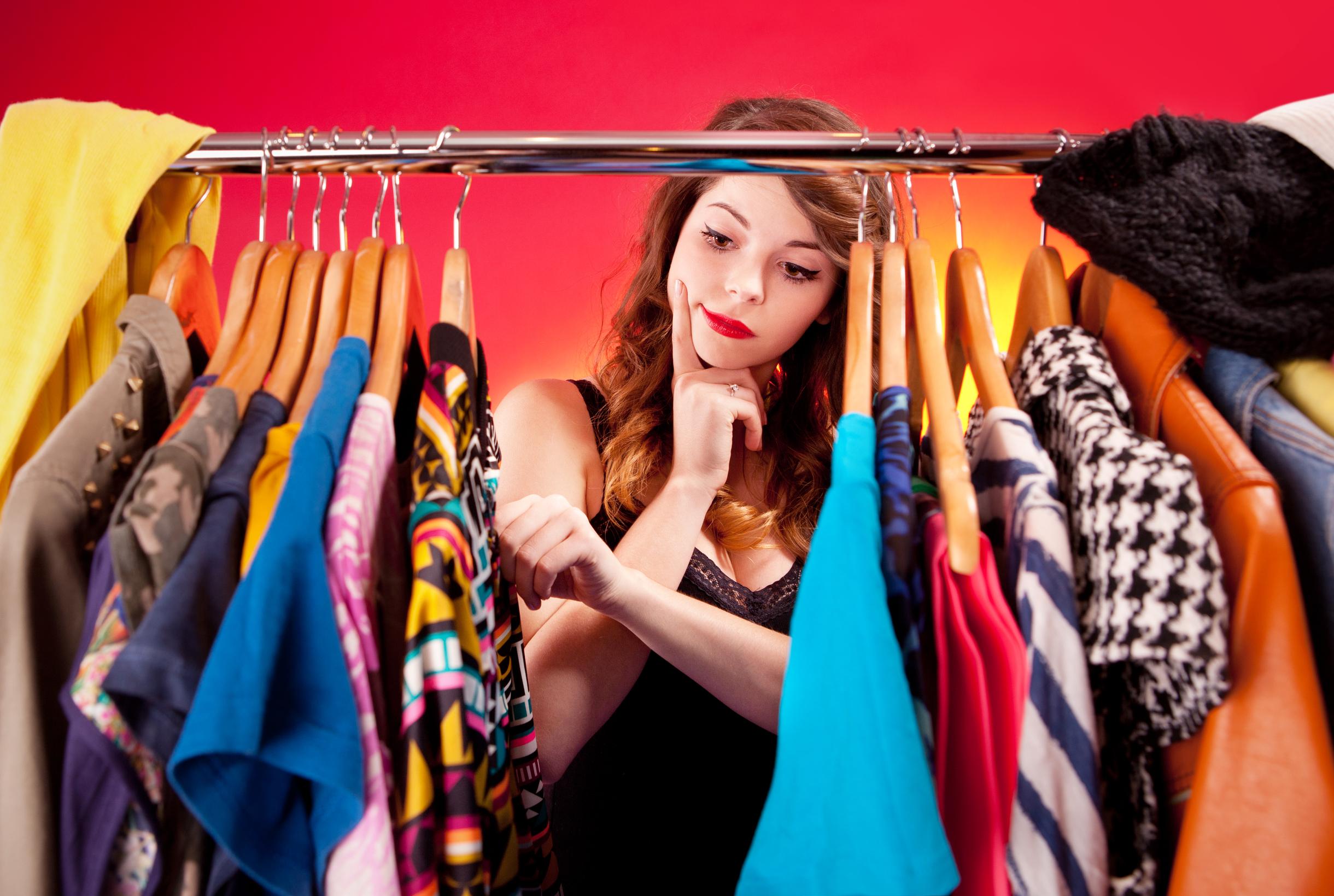 избавиться разных картинка выбор платья такую