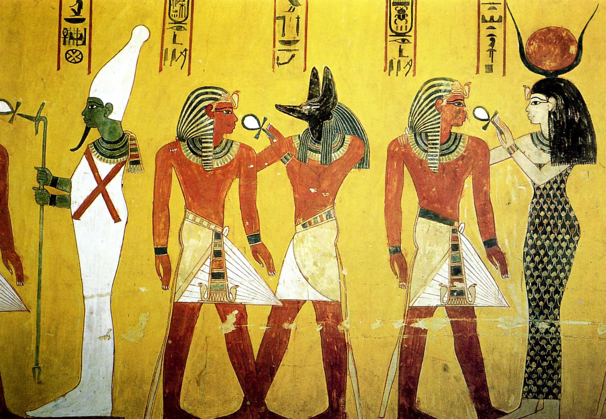 Искусство древнего египта с картинками