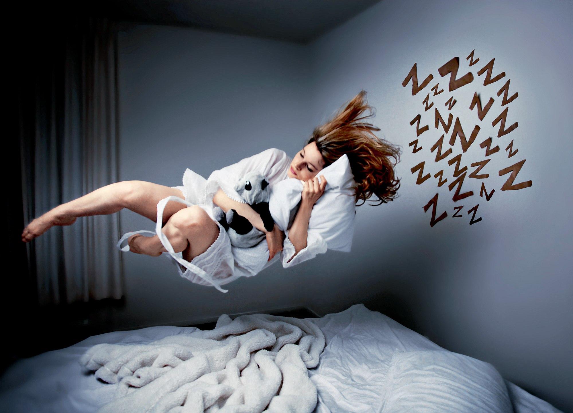 изображение необычные сны картинки для