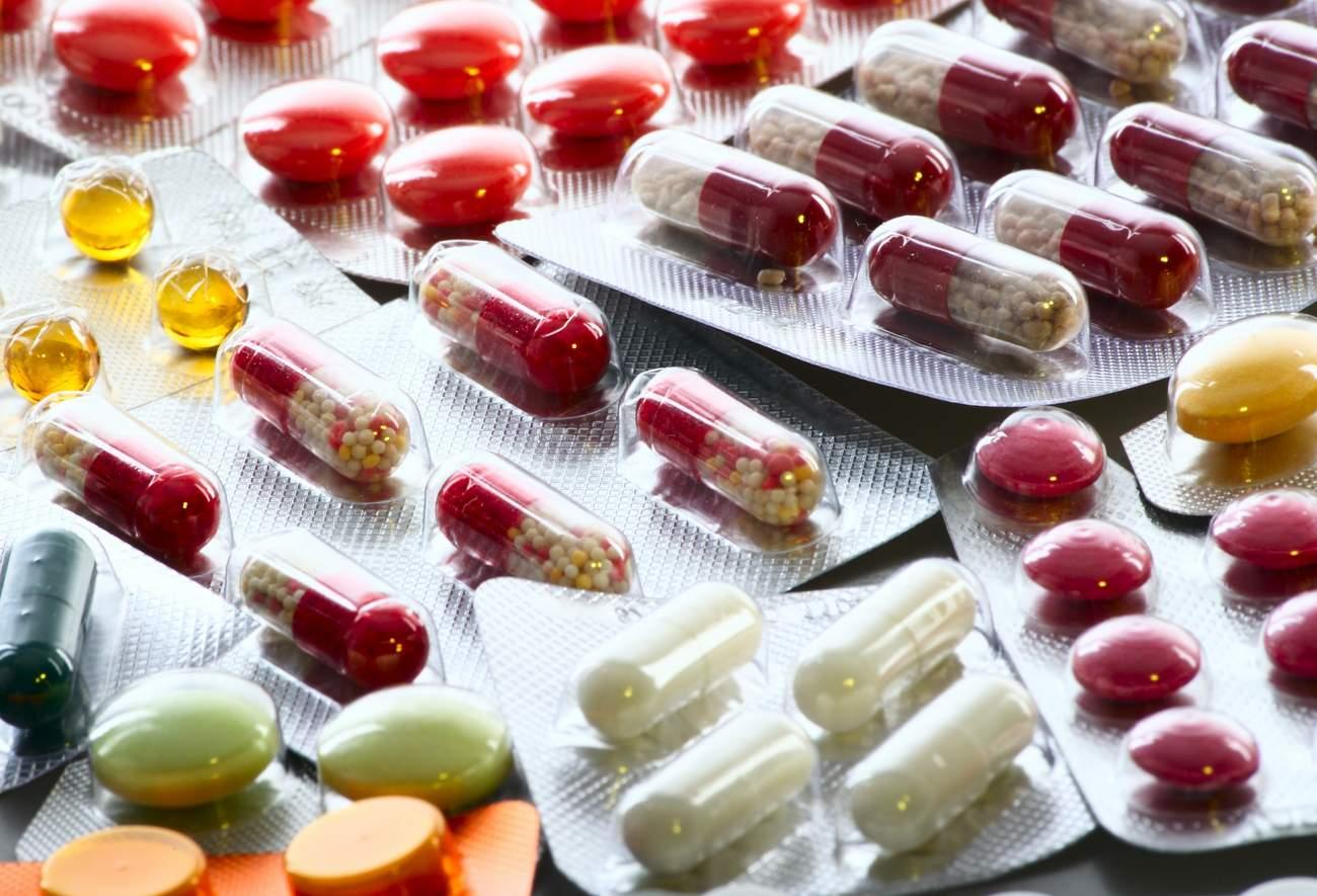 Лекарства в картинках