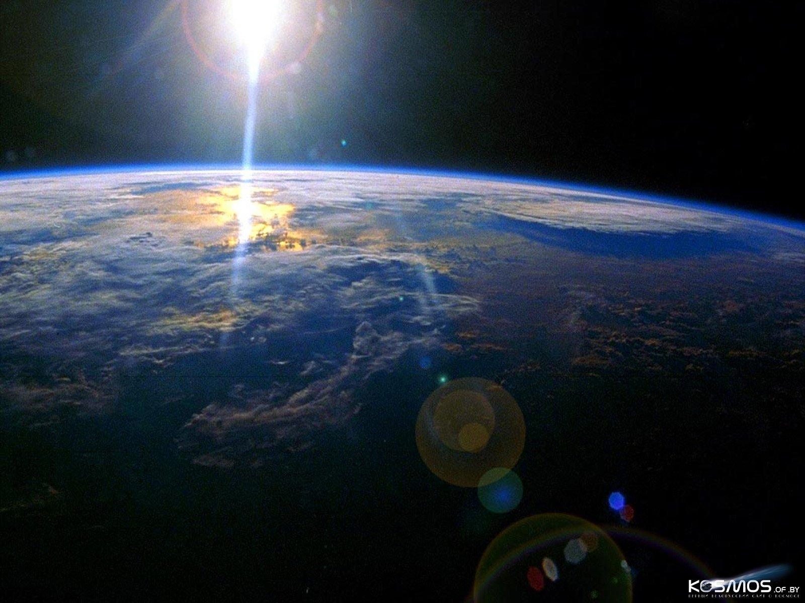 earth orbit video - HD1024×768