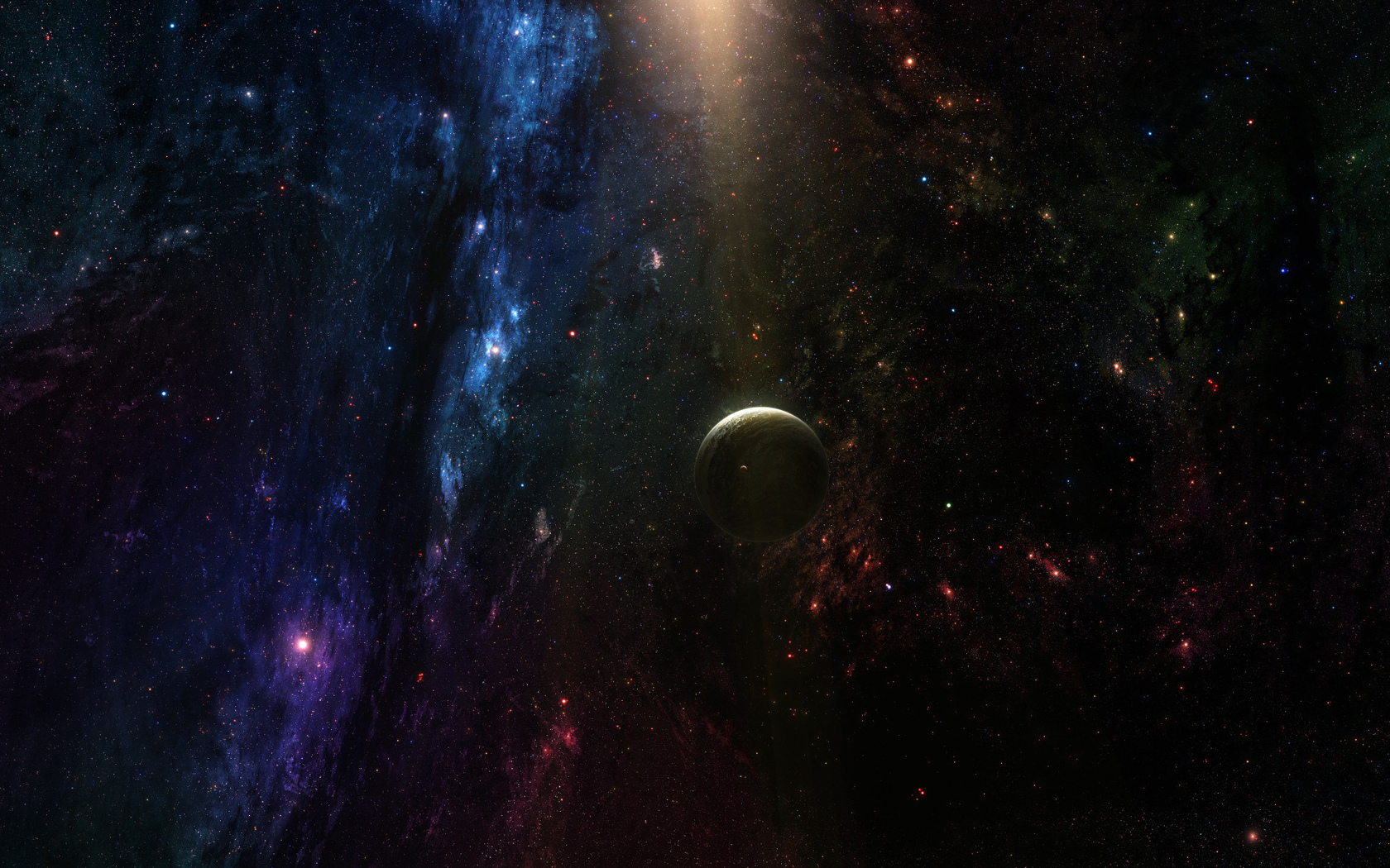 близкий космос картинки средние века
