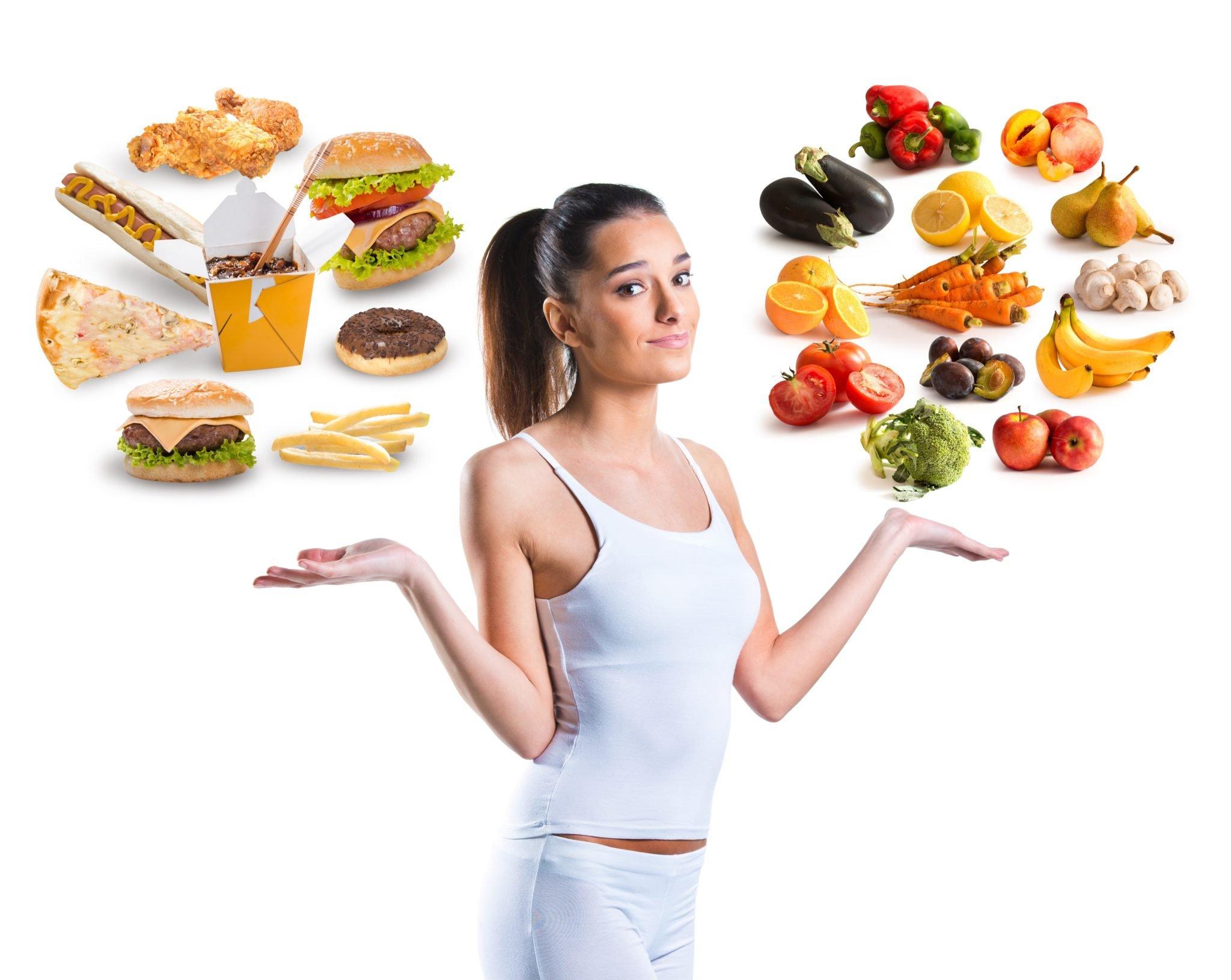 Диеты похудеть много
