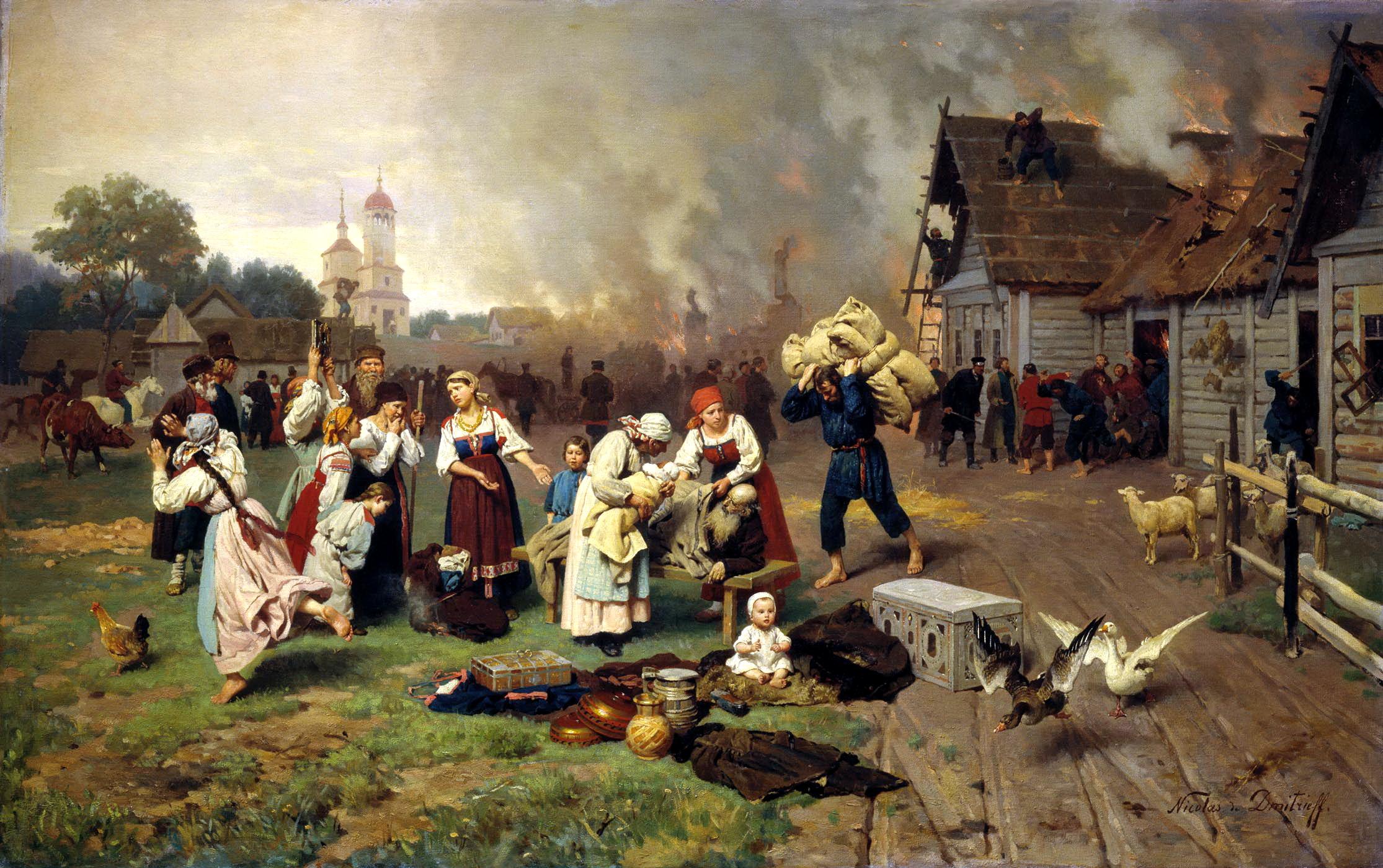 Картинки исторический жанр