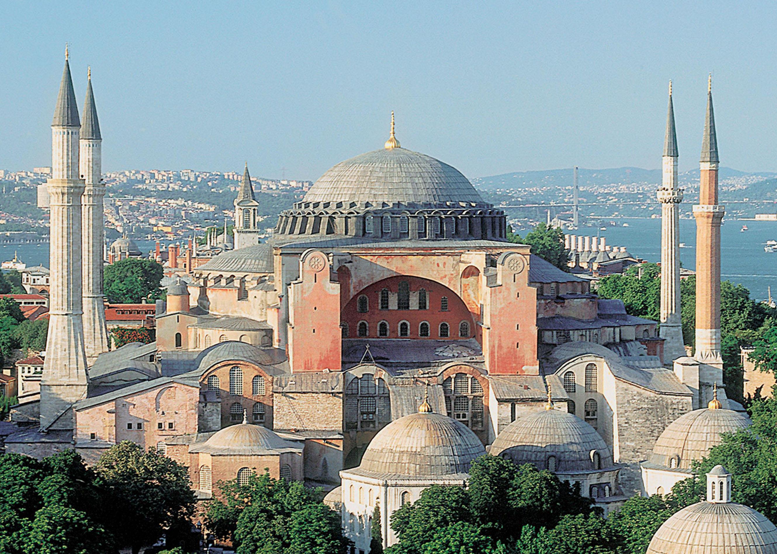Российские парламентарии обратились к Эрдогану по поводу перестройки собора Святой Софии в мечеть