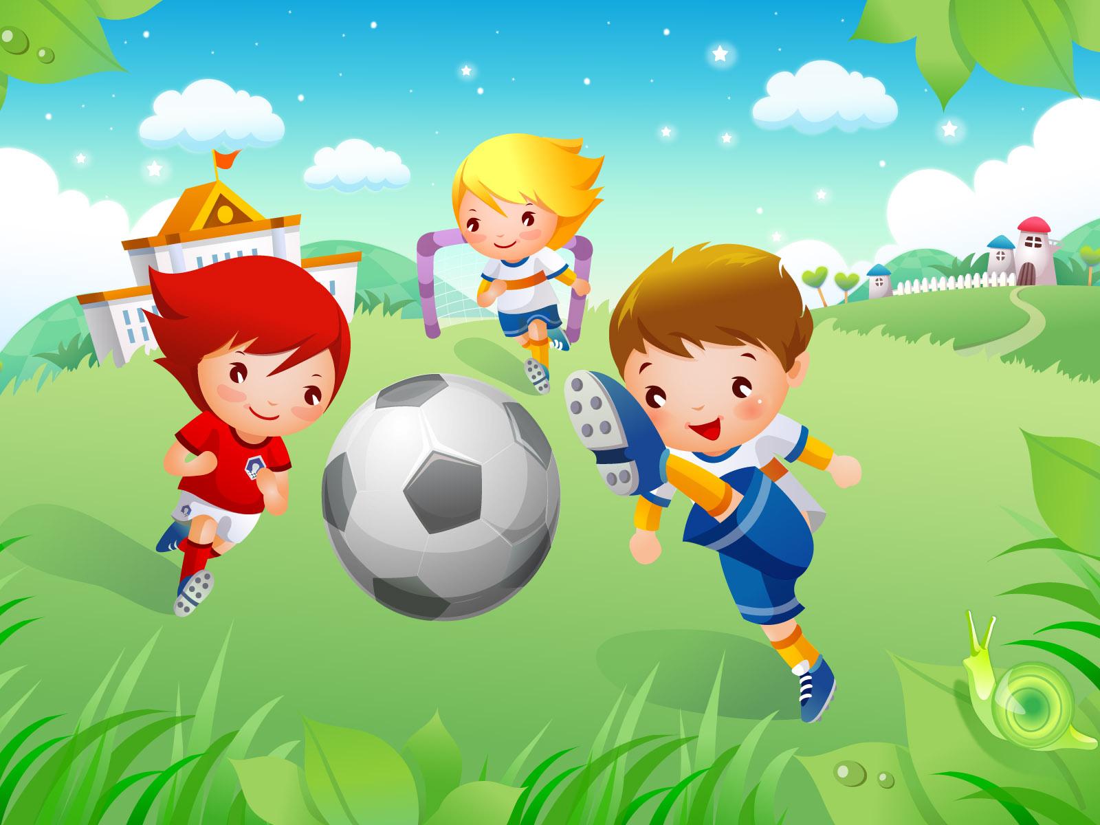 Картинка спортивные игры в детском саду