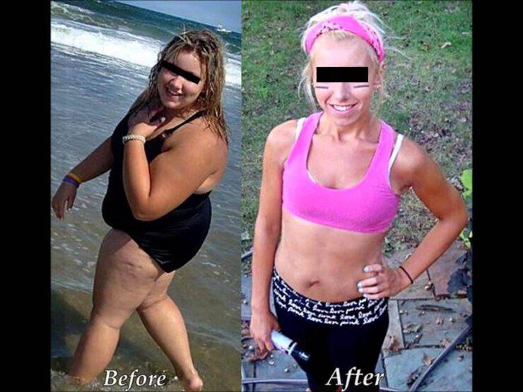 История похудения на сыроедении