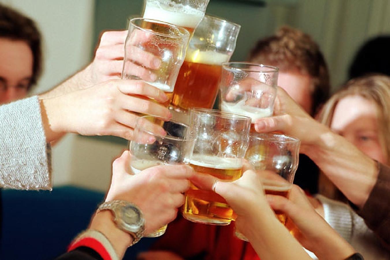 день студента пьянки
