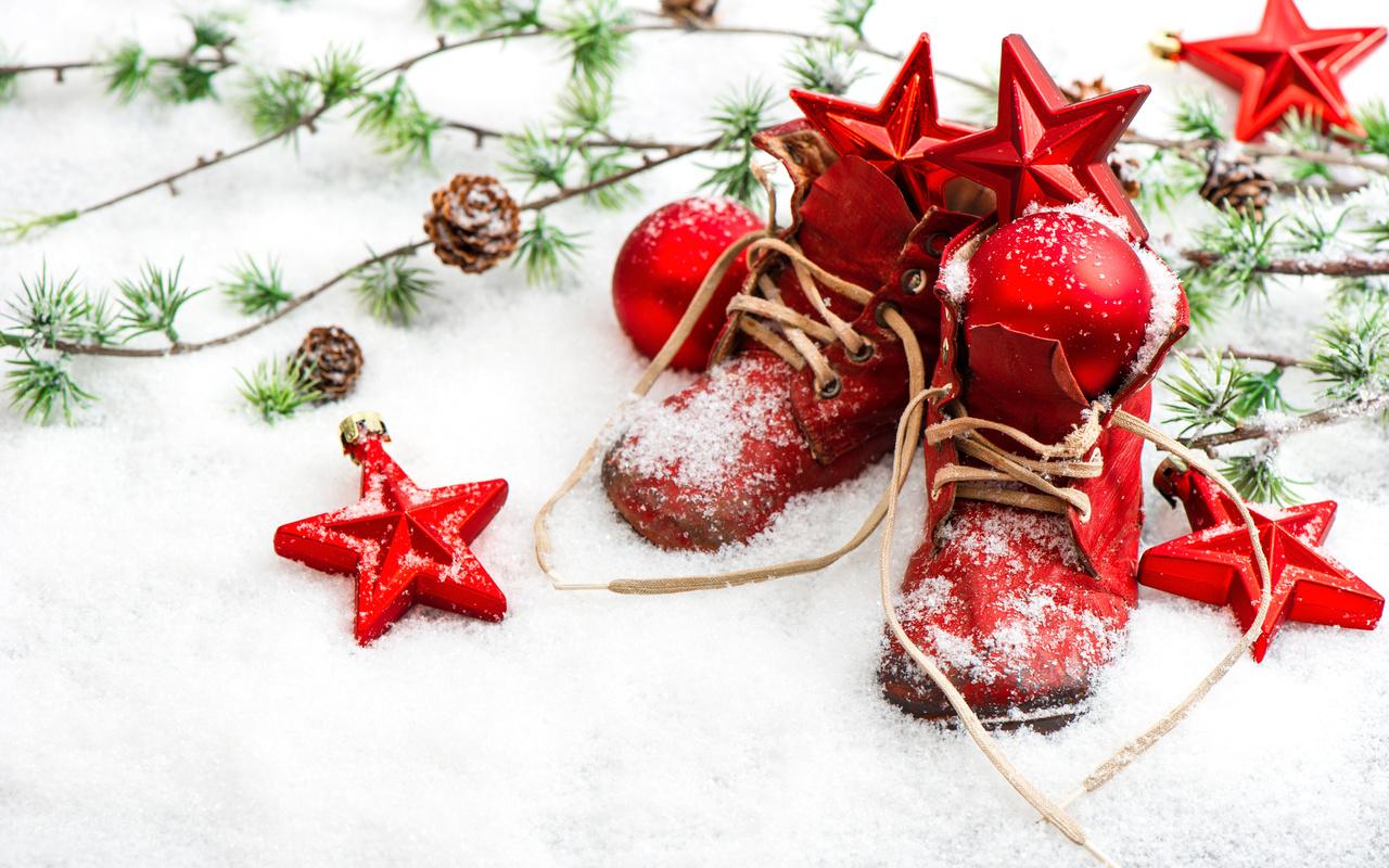 картинки с обувью к новому году структуре, которую выстраивал