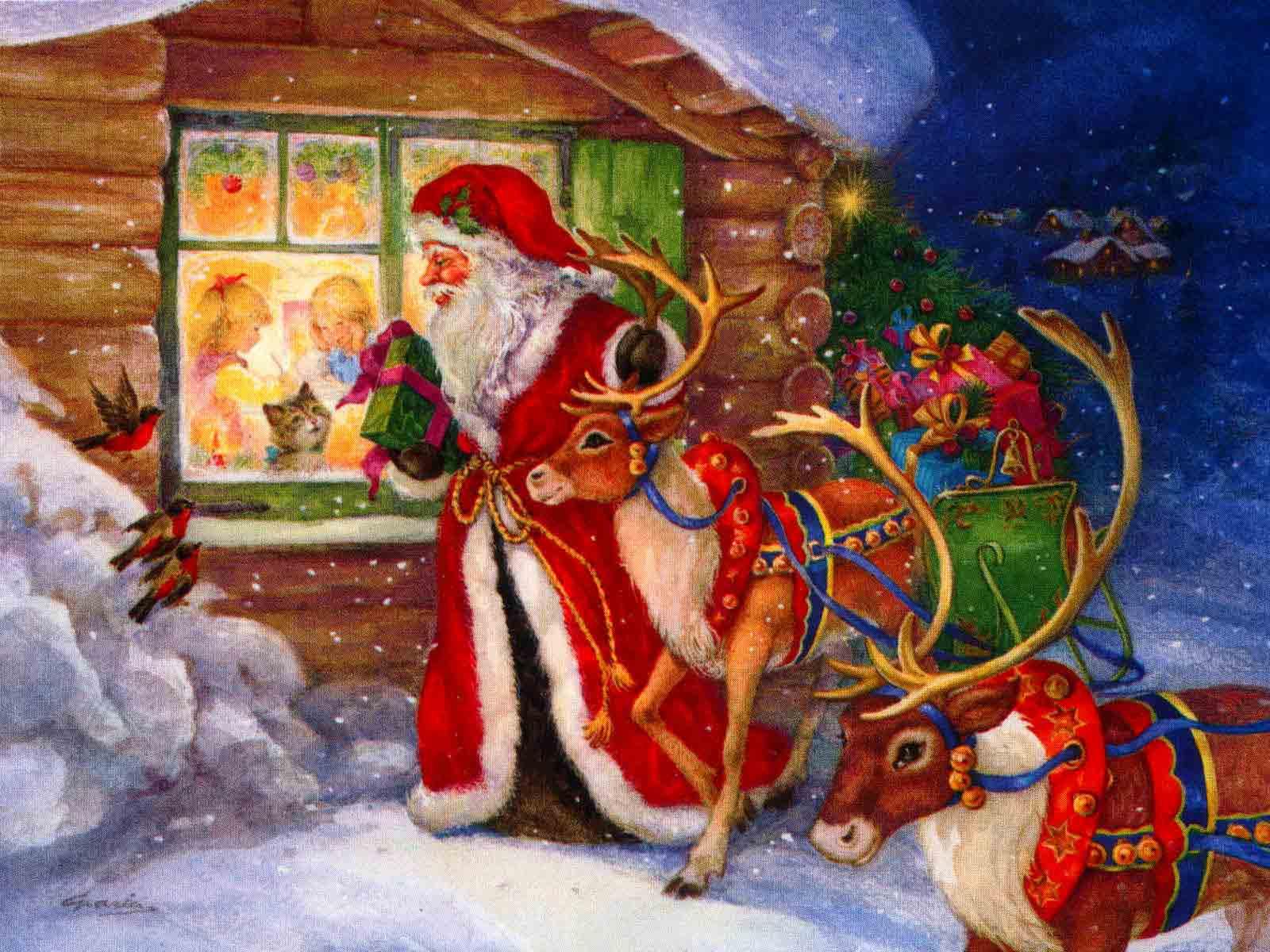 написанное картинки с рождественской тематикой галочку, если хотите