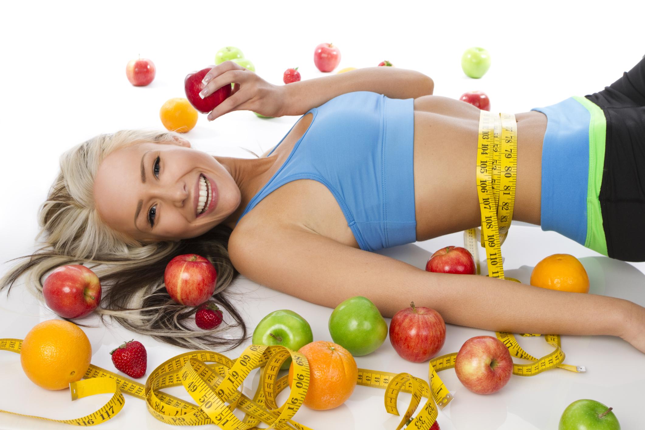Как быстро похудеть продукты питания