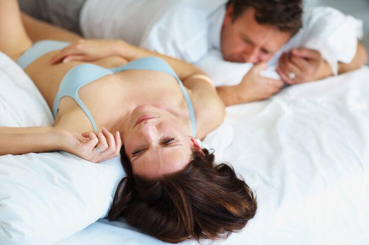 Отсутствие сексуального влечения и слабая эрекция