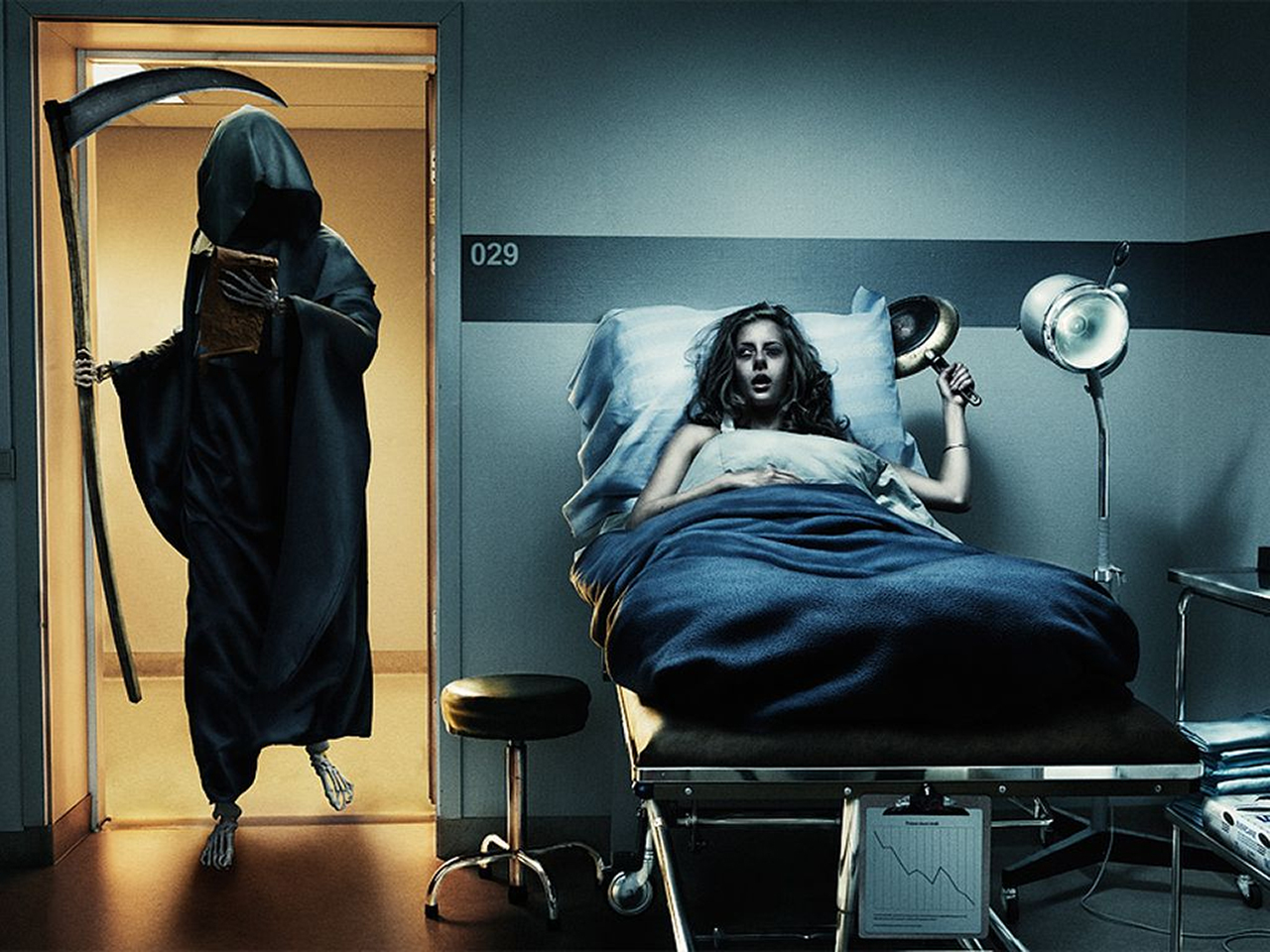Картинки прикольной смерти