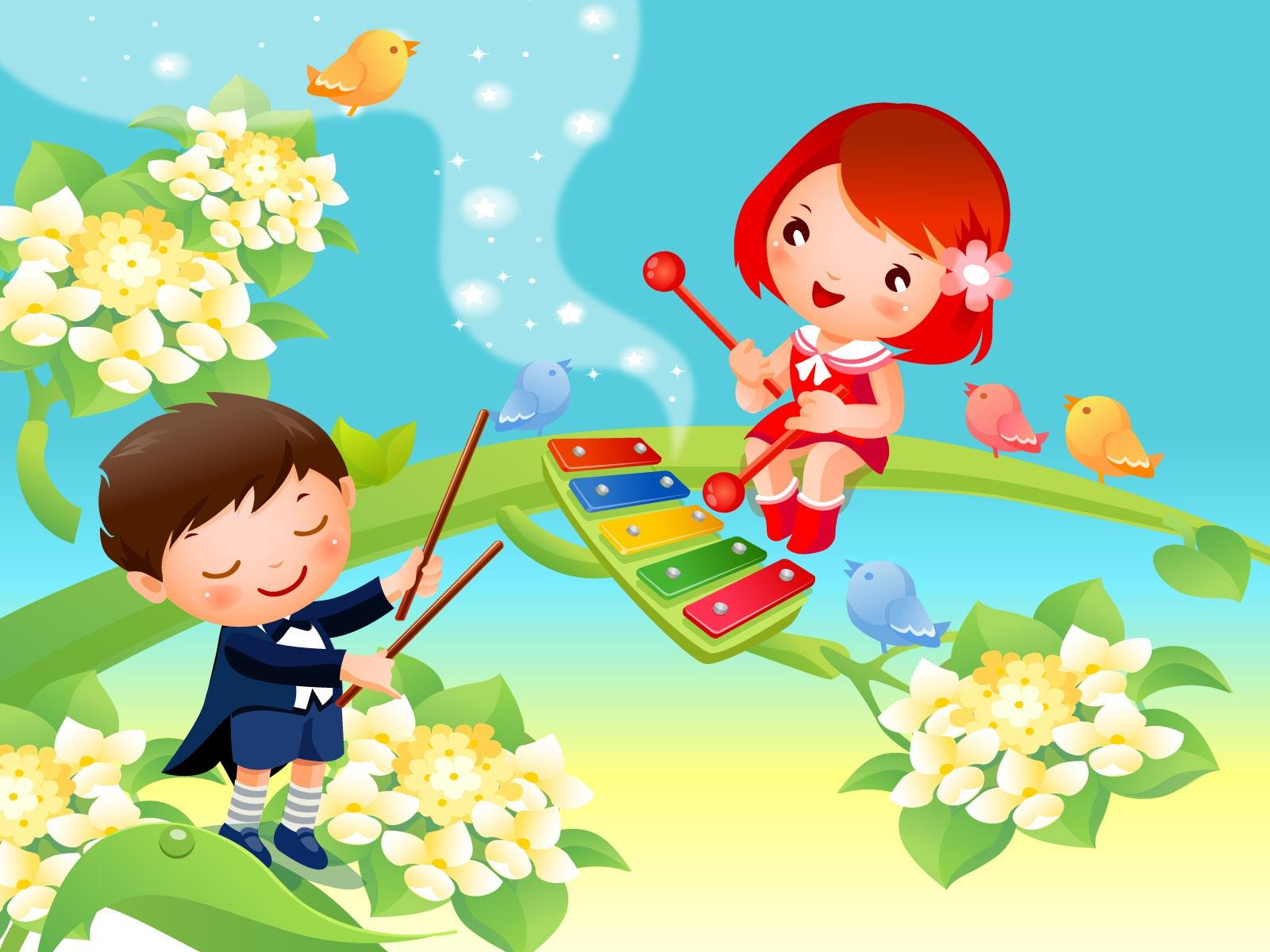 Картинки для детского сада о музыке