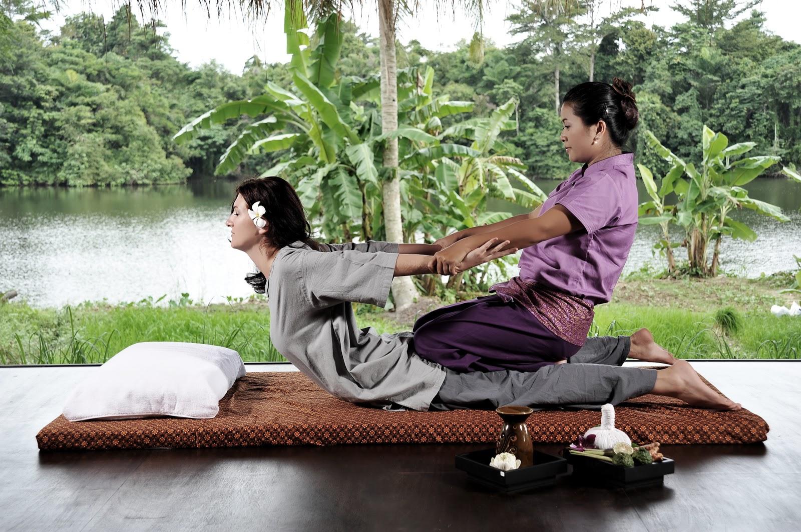 Тайсский массаж