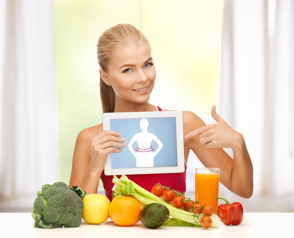 диета для правильного обмена веществ