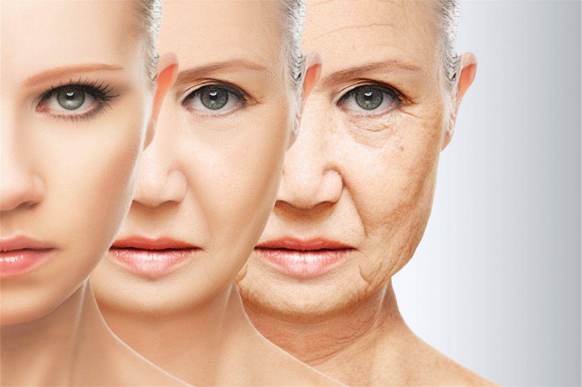 картинки стареющего человека примеру