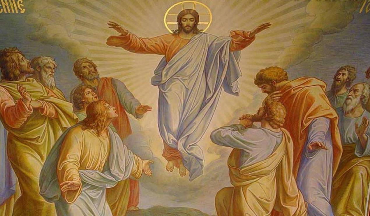 новую фото ангела вознесение господне был